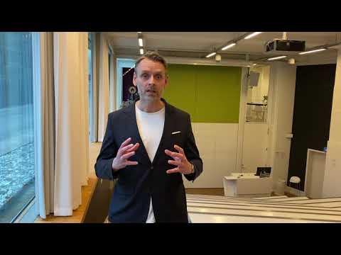 Lars Østergaard om SECA-uddannelsen