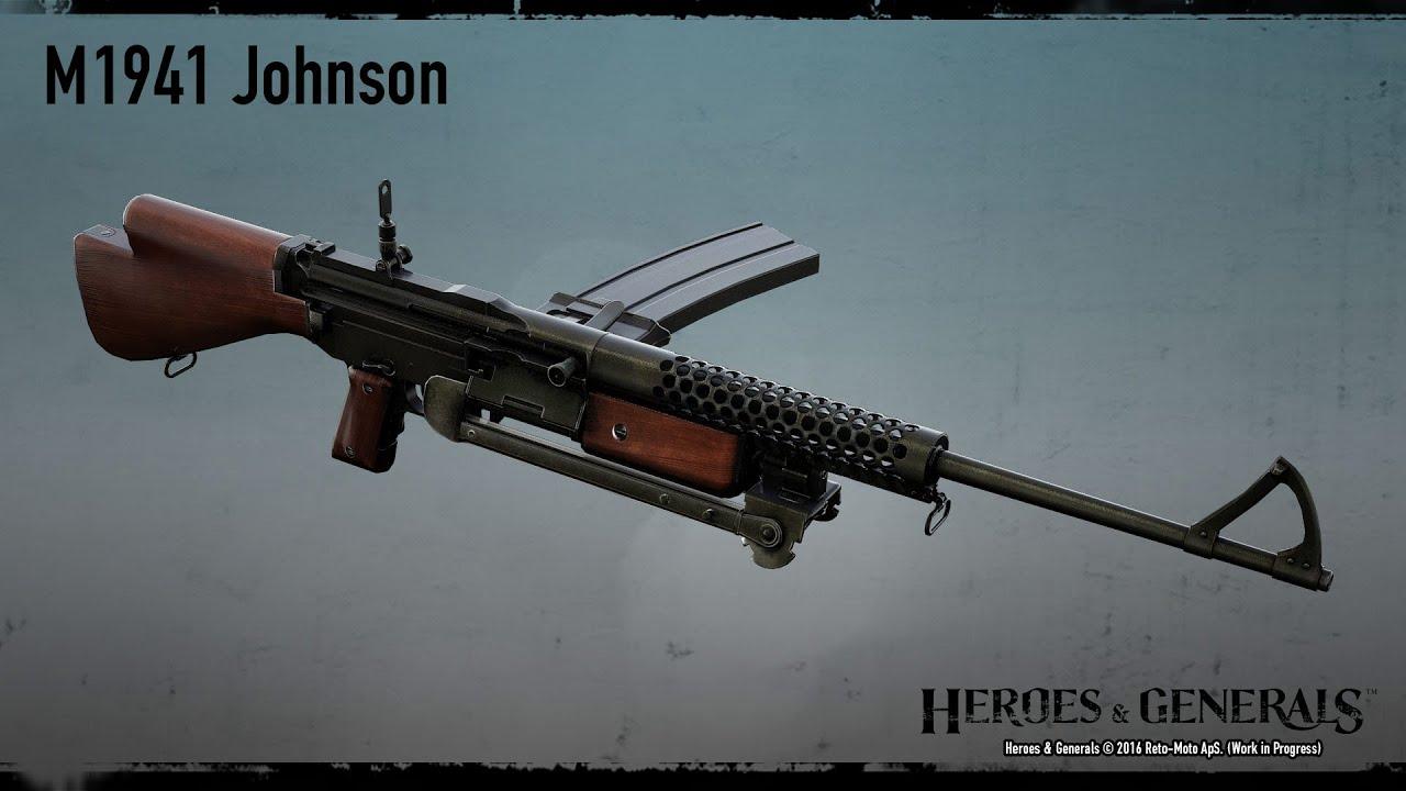 johnson machine