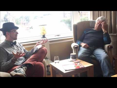 Dave Prowse Interview with Chris Cross - March 2017
