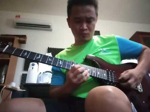 Perecha Masterpiece guitar solo