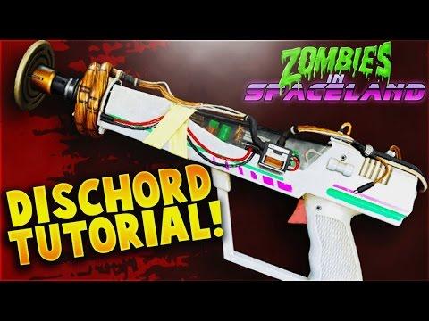 """Conseguir la """"""""DISCHORD"""" arma especial de Spaceland  CoD IW Zombis"""