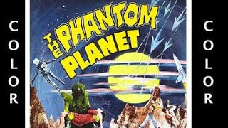THE PHANTOM PLANET (1961) Dean Fredericks Coleen Gray - Colorized