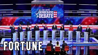Campaign 2020: Democratic Candidates Clash Over Hot Topics Candidates sparred over immigration, health insurance, and Afghanistan. Subscribe to Fortune ..., From YouTubeVideos
