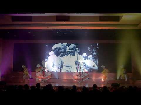 Remembering The Mahatma-a Musical Tribute To Gandhi By Sadhya, Santosh Nair