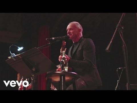 Sting - August Winds (Live at the Cherrytree House)