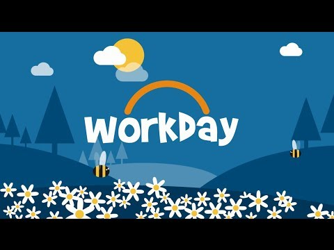 Animated Promo Video  - ABC Workday Teaser