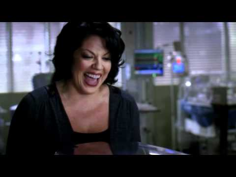 Grey's Anatomy 7x18 Callie - The Story