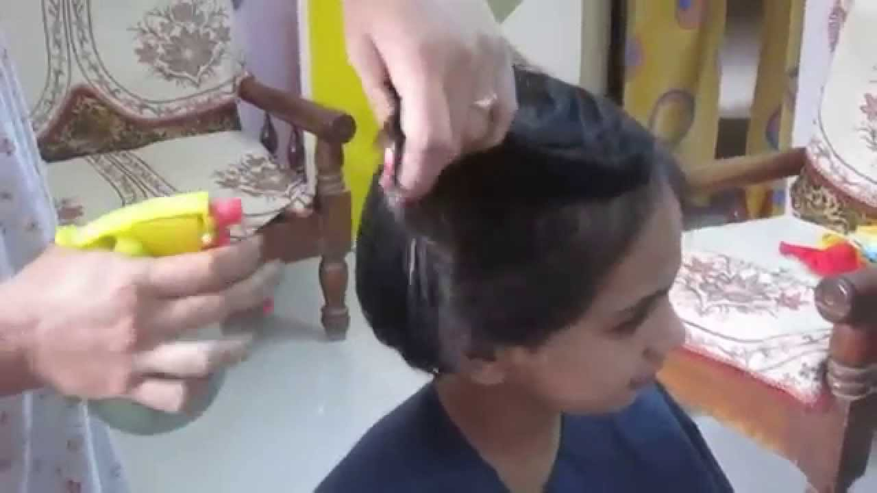 Boy Cut Haircut Or Diana Cut Haircut For Girls Part 1 Youtube