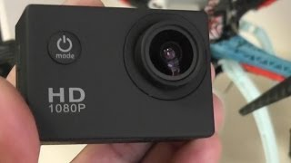 SJ4000 1080P Full HD Action Camera Review Part 1