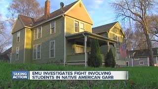 EMU investigating allegations of racism where off-campus students were dressed as Native Americans