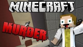 [GEJMR] Minecraft - Kdo je Vrah? #1 - Nová minihra.
