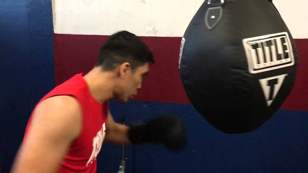 Antonio DeMarco Rips the Bag with TITLE BLACK - TITLE ...