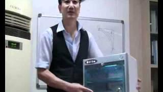 럭스케어 LuxCare 자외선 소독기 (살균기)의 램프…