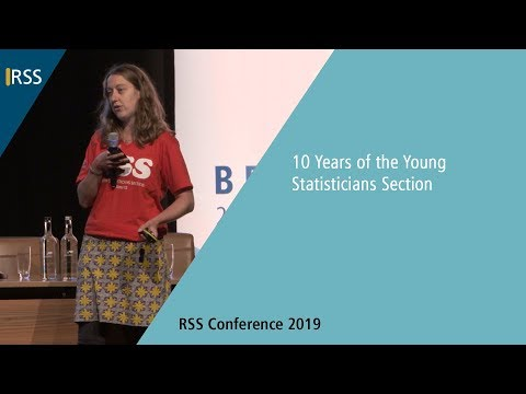 10 Years of the Young Statisticians Section