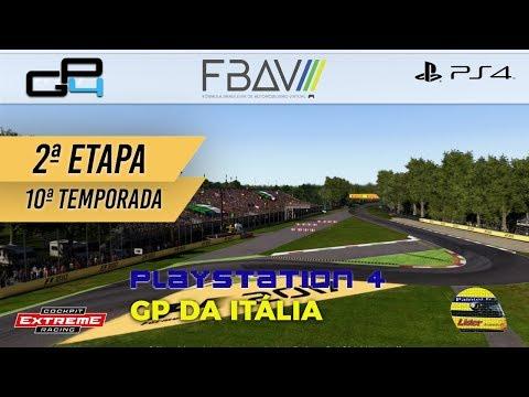 FBAV eSports :: F1 2017 [GP4 PS4] GP da Itália - T10E2