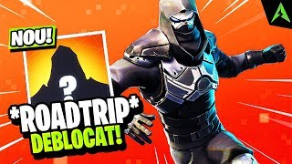 HOW TO UNBLOCK * ROAD TRIP * THE MYSTERIOUS SKIN IN FORTNITE..