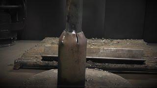 Сварка 2х труб разного диаметра