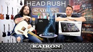 Baixar Kairon Music TV - Headrush Gigboard Parte 1 - Programa #38