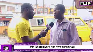 2023 NORTH UNDER FIRE OVER PRESIDENCY