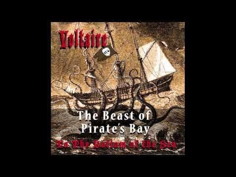 Aurelio Voltaire - The Beast of Pirate's Bay (OFFICIAL)