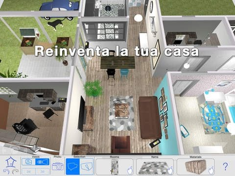 casa designer 3d l 39 app per ipad youtube