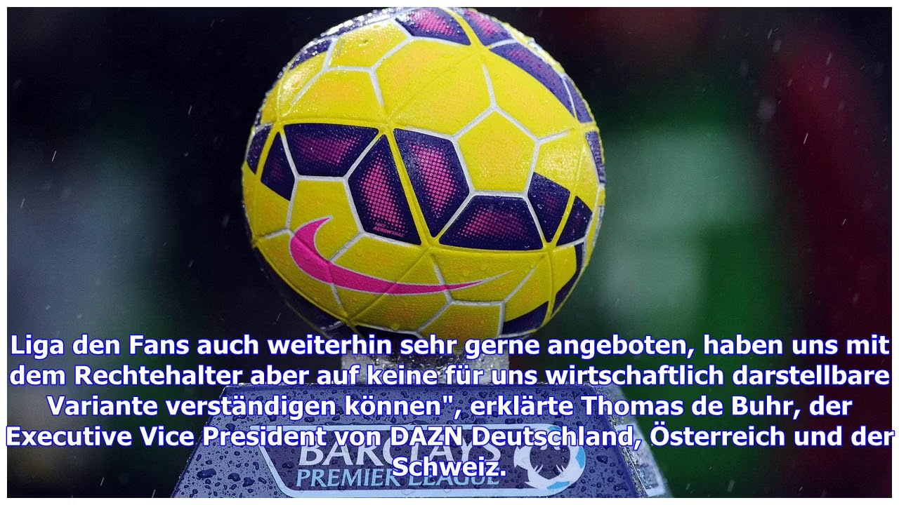 Premier League Rechte Deutschland