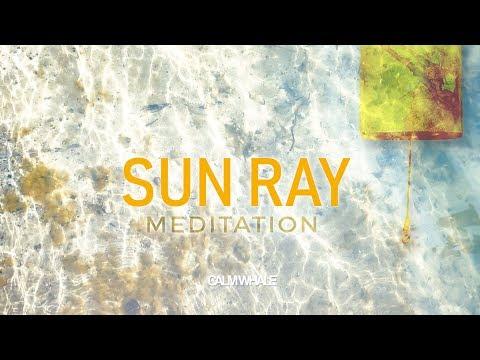 Sun Ray - Wind Chimes Meditation - Solar Plexus Chakra #CalmWhale ☀️