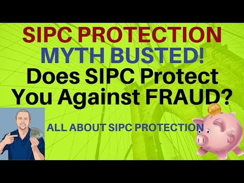 Does SIPC Protect You From Fraud? - Securities Investor Prot