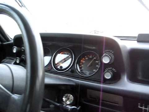 1974 BMW 2002 M42 Street Pulls