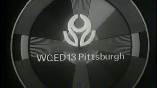 wqed 13 pittsburgh sign on spring 1993