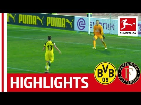 Borussia Dortmund vs. Feyenoord Rotterdam I Highlights | 2-1 | Philipp and Guerreiro Strike For BVB Mp3