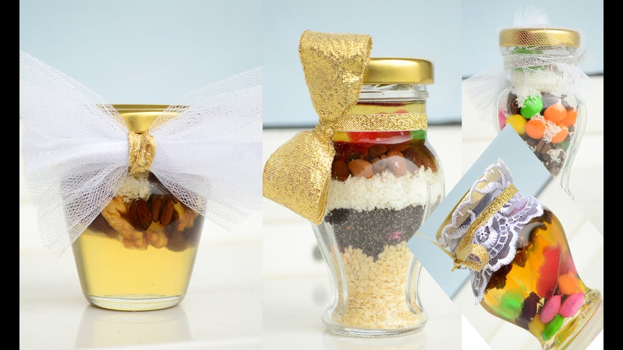 DIY Wedding giveaways accesories. Cute wedding jars giftYouTube