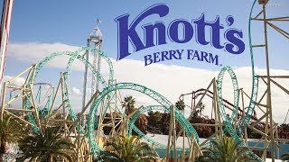 Von der Farm zum Großen Freizeitpark - Knott's Berry Farm - Freizeitpark Check