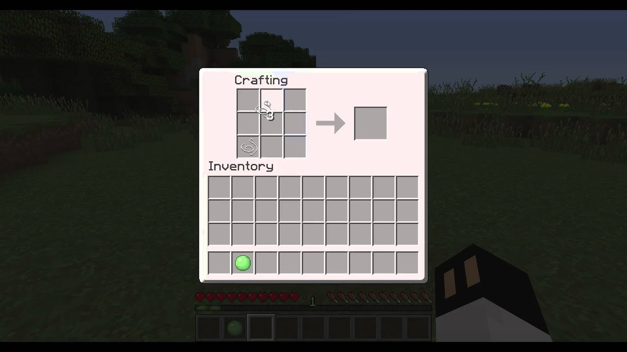 minecraft how to craft a lead how to craft a lead in minecraft 1 9 7822