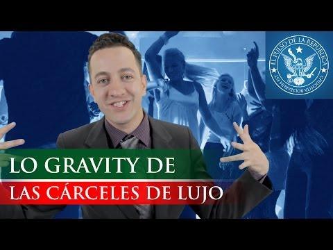 LO GRAVITY DE LAS CÁRCELES DE LUJO - EL PULSO DE LA REPÚBLICA