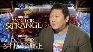 Benedict Wong on Marvel Studios' Doctor Strange