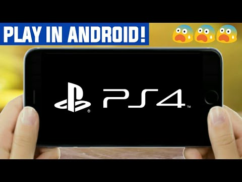 ( 10 MB ) How To Download Real PS4 Emulator For Android ⚫ PS4 Pro Emulator Apk Download Mobile Phone