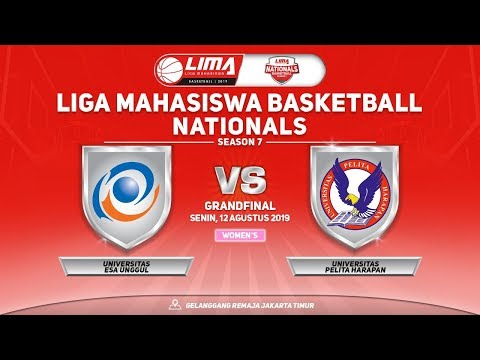 Grand Final Women's : UEU vs UPH LIMA Basketball Nationals Season 7