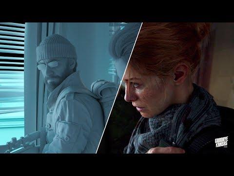 Overkill's The Walking Dead Launch Trailer - VFX Brearkdown by Goodbye Kansas Studios thumbnail