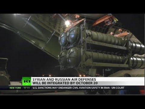 Syria and Russia to Integrate S-300 Air Defenses