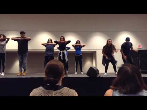 GenC Step Troupe from Faith A/G  - National Fine Arts Festival 2016