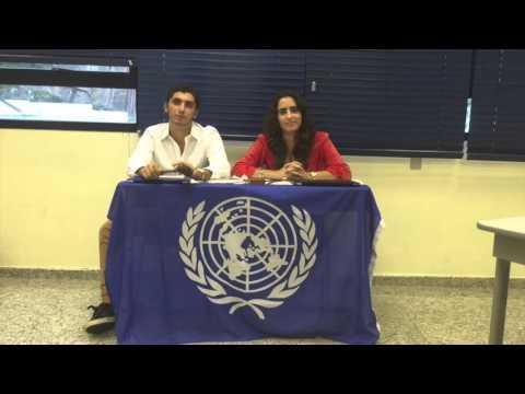 BRAMUN XIV: Security Council