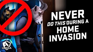 3 Things You Should NEVER Do When Someone Breaks Into Your Home