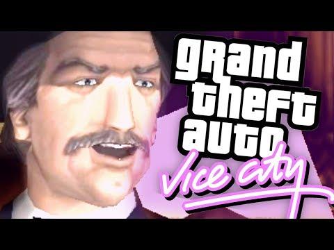 TO SZERYF INTERNETU! UCIEKAJMY! Czyli GTA Vice City!