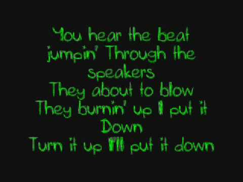 Jessica Mauboy - Up/Down (Lyrics)