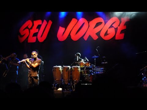 Seu Jorge (BRA) - ao vivo em Beja Portugal