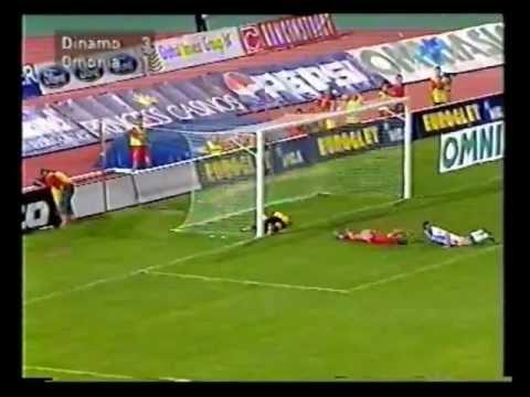 DINAMO - OMONIA NICOSIA 3-1 2005 UEFA Europa League 2005