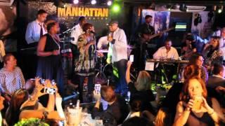 Billy Paul Your Song no Manhattan Café Theatro