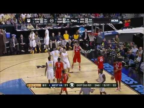 2011 NCAA Tournament - WVU vs Clemson
