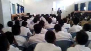 GVN Raju- GRIP (Interview skill trainings for Engg and Management colleges)